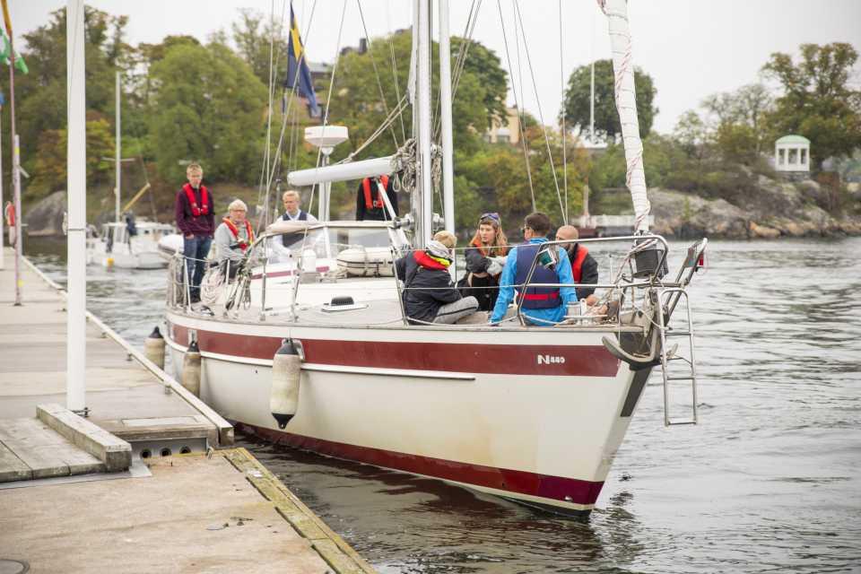 Båthavandeskapskurs för marintekniker