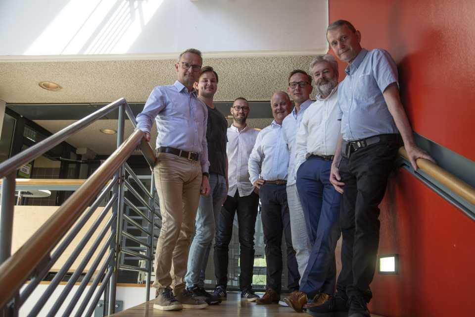 Ledningsgruppen för Automationsspecialist