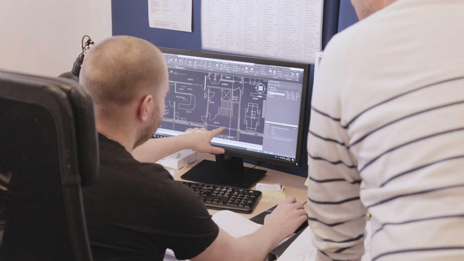 Studera till Elkonstruktör på distans, halvfart under 3 år.
